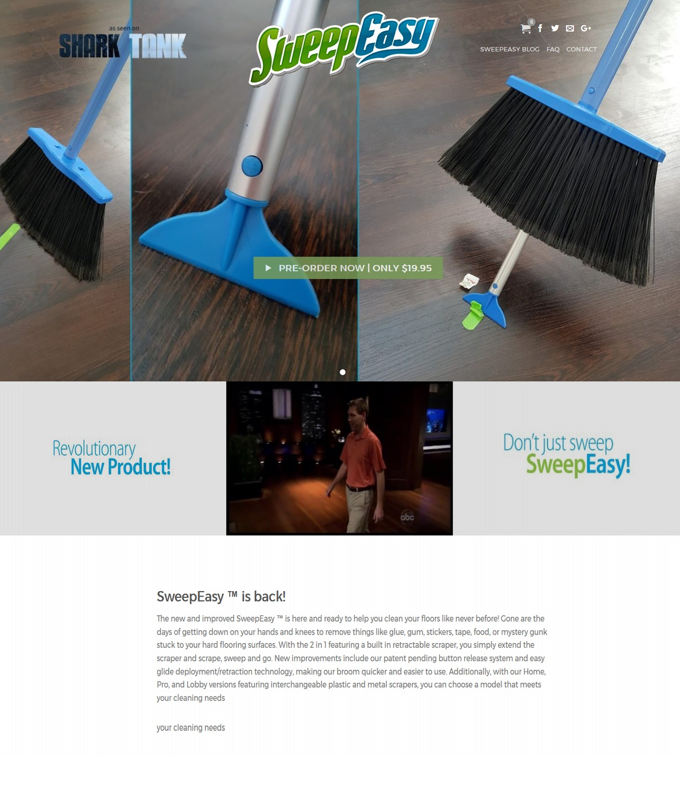 SweepEasy SBC