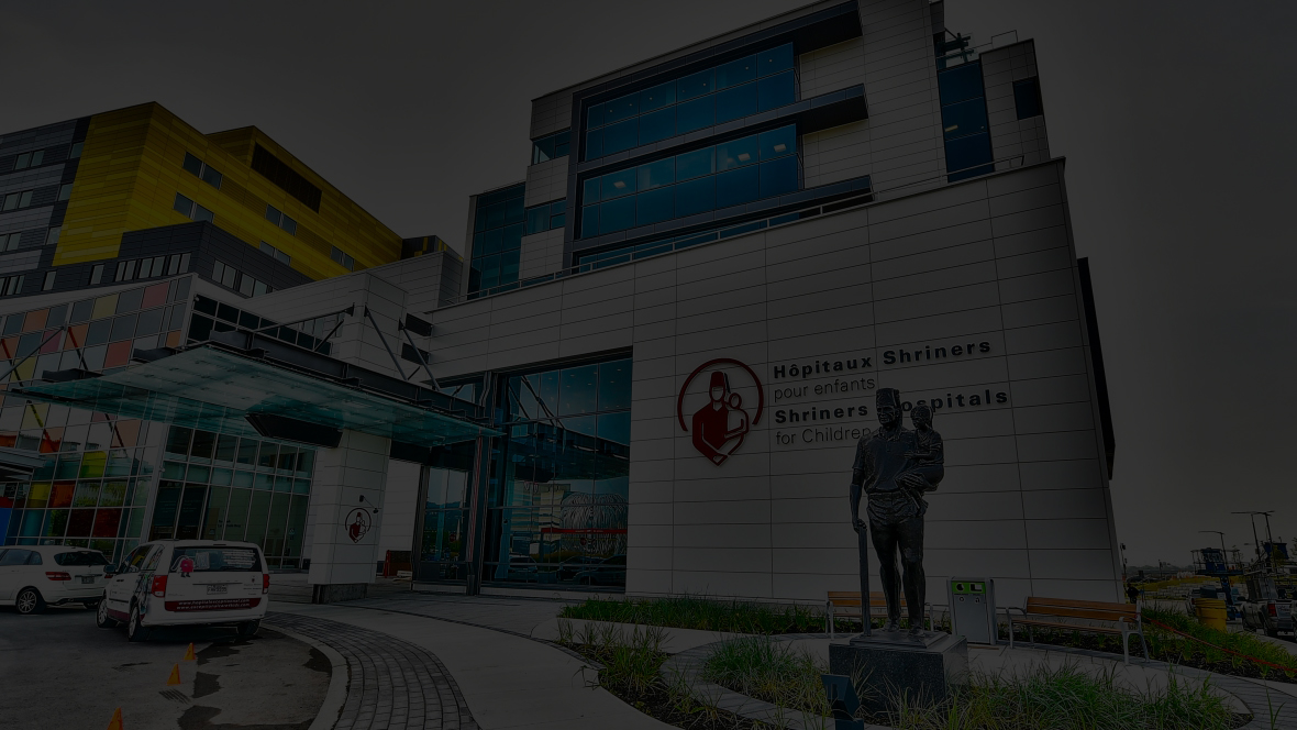 Shriners Hospital Montreal - Smart Business Canada