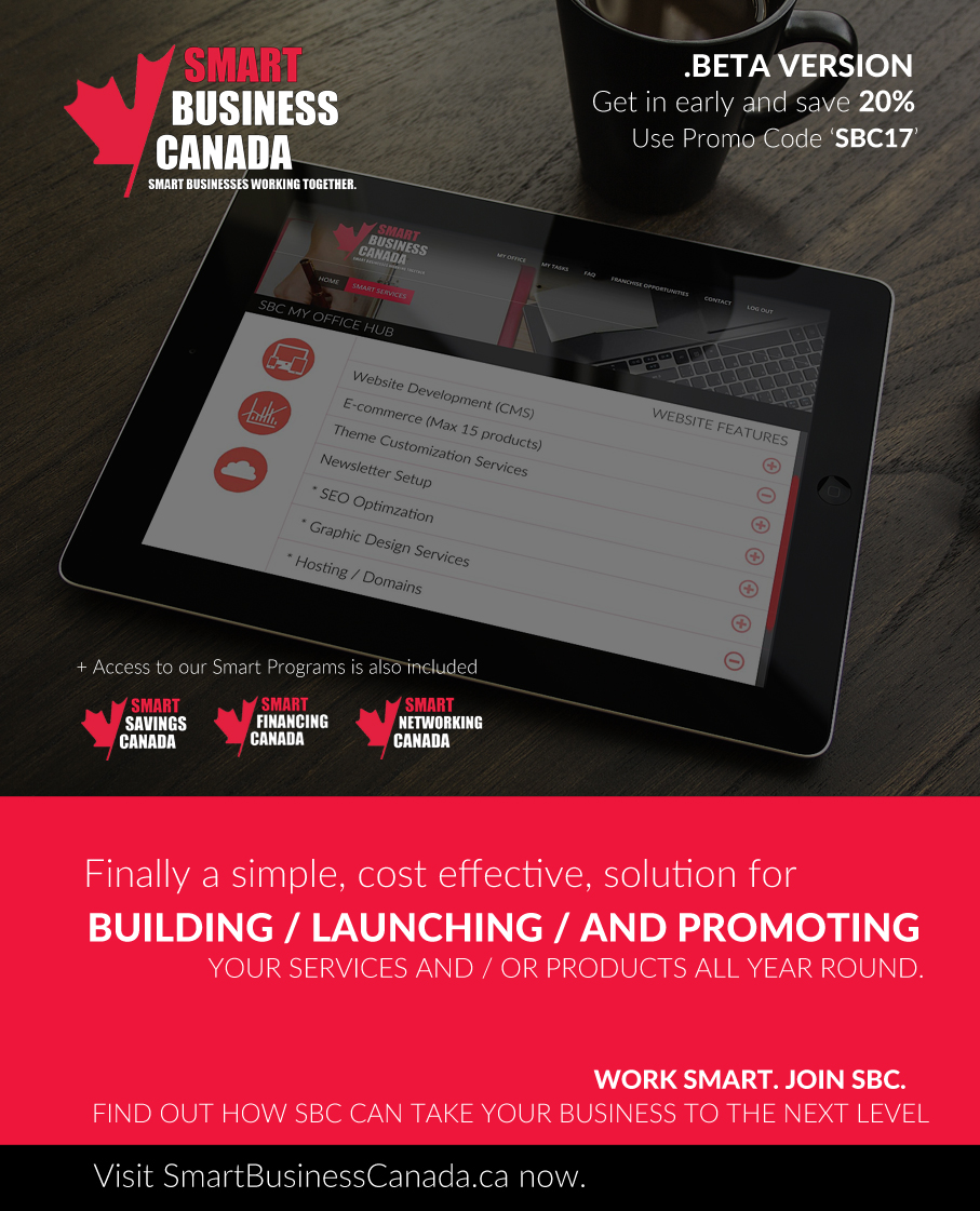 Smart Business canada All Inclusive Services
